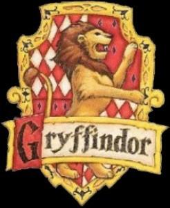 Harry potter fakulty - Gryffondor blason ...